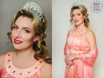 Елена Леонтьева — Номинация Мисс Хоккей