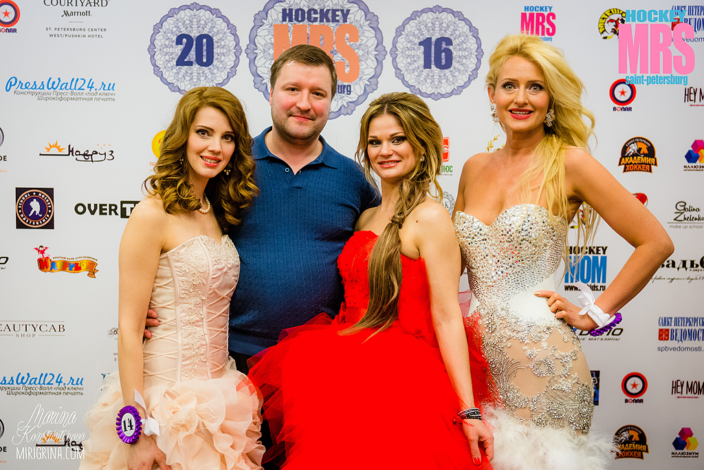 "Финал MRS HOCKEY ""МИССИС ХОККЕЙ 2016"""