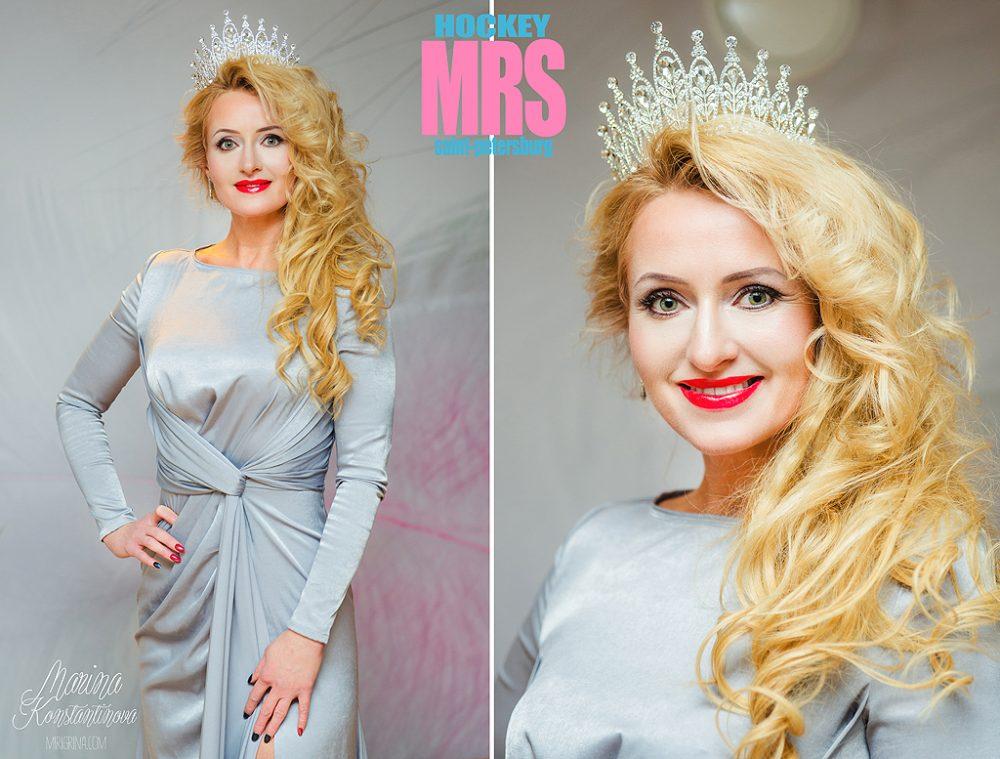 MRS HOCKEY/МИССИС ХОККЕЙ St-Peterburg 2016