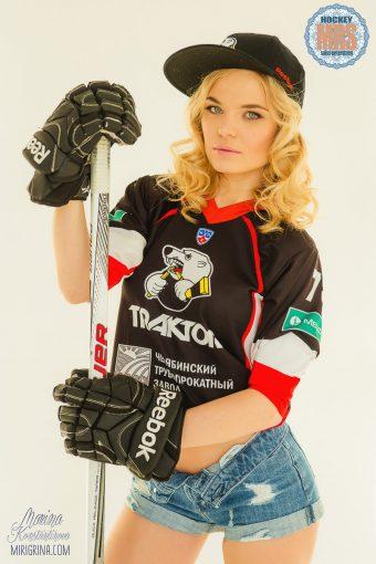 Алена Смирнова — ХК Олимпийские Надежды
