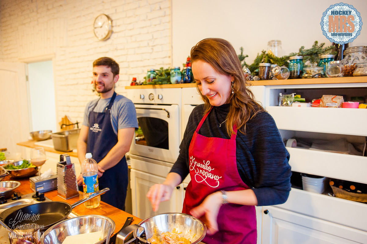 Кулинарная Битва Миссис и Мисс Хоккей 2017
