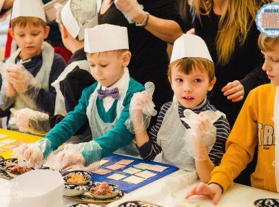 Детский Кулинарный Праздник, ресторан «Навруз»