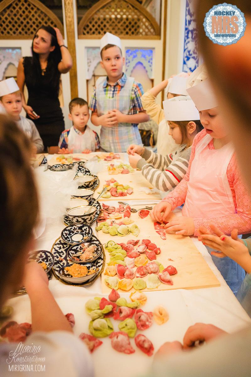 """Детский Кулинарный Праздник, ресторан """"Навруз"""""""