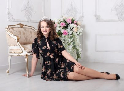 Интервью Вице-Мисссис Хоккей 2018 Екатерины Гарифьяновой
